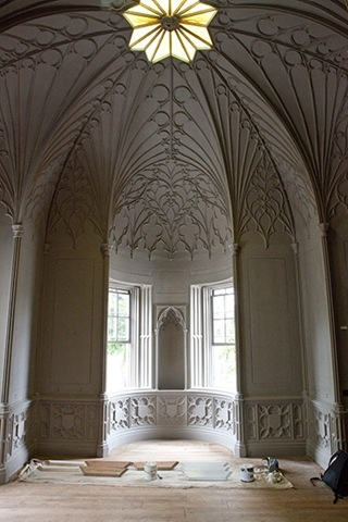 Strawberry Hill House Often Referred To Simply As The Gothic Revival Villa That Was Built In Twickenham London Photo By Andrew Urwin For