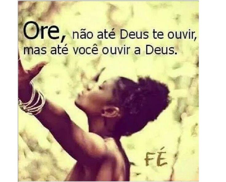 Fé em Deus <3