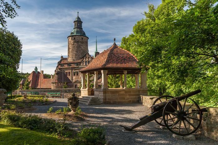 Dolny Śląsk: Zamek Czocha