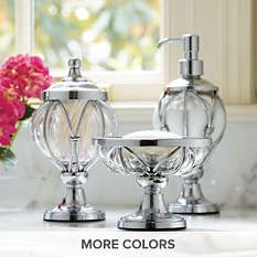 Products In All Bathroom Accessories, Bathroom Accessories, Bedding U0026 Bath. Bathroom  Trash CansGlass ...