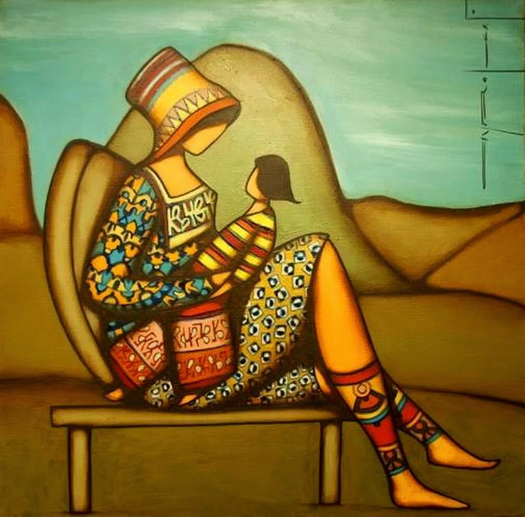 """Fine Art and You: Paintings By French Artist - """"Franck Ayroles"""""""