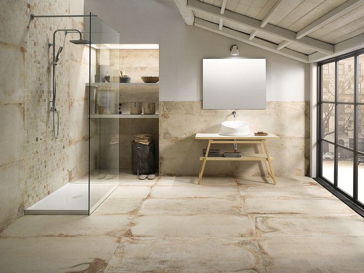 La Fabbrica Ceramiche - LASCAUX Collection - www.lafabbrica.it - #bathroom #wall #floor #ellison