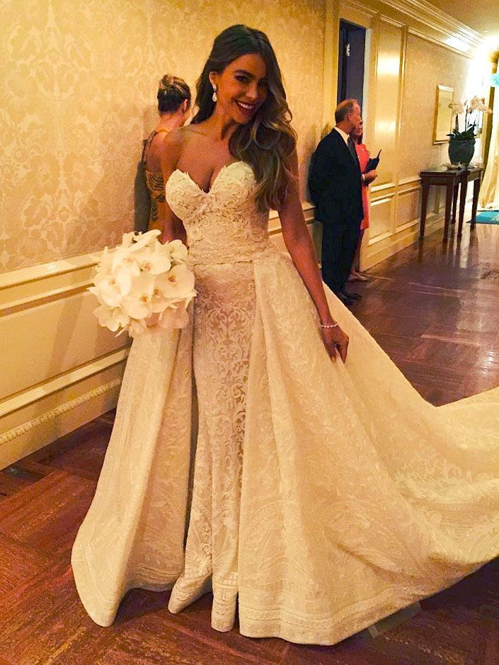 The 54 Best Celebrity Wedding Dresses Of All Time Wedding
