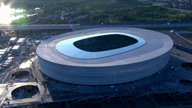 Municipal Stadium Wroclaw - Wroclaw - Polônia