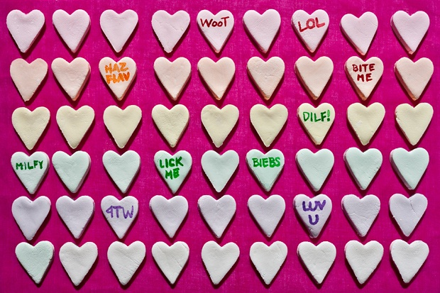 DIY Conversation Heart Candy | Recipe