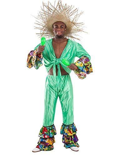 Disfraz de Rumbero caribeño para Hombre - Único 311bb5692c7