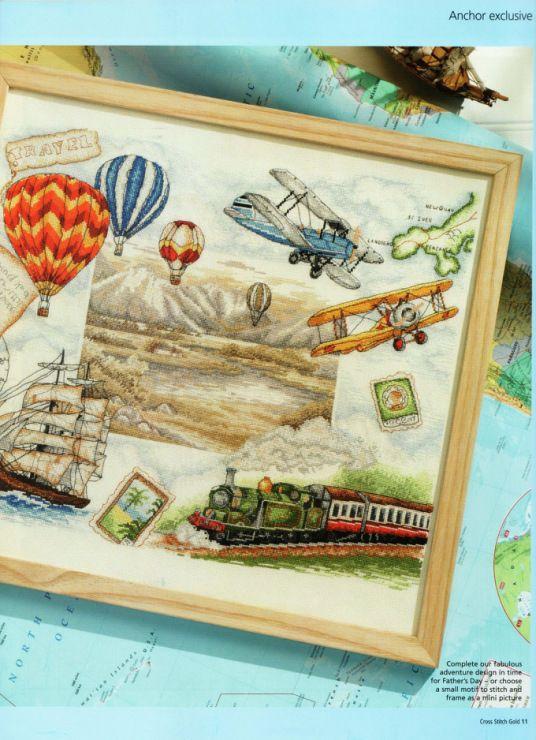 Gallery.ru / Фото #11 - Cross Stitch Gold 66 - tymannost
