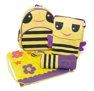 Animal Bag Set - Bashful Bee