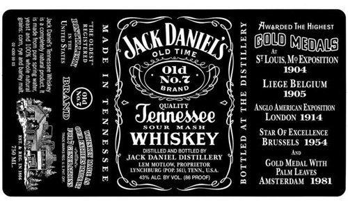 Jack Daniels Custom fonts / von Carlos Segura / T26 Digital Type Foundry