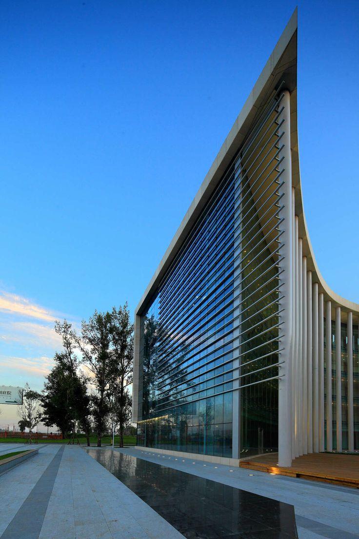 Haxi Office Building - Harbin