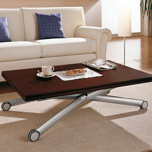 The Perfect Coffee Table That Turns Into A Dining Table Not Only Should Adjust And Lower In