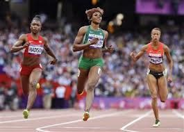 Nigeria's women 4x400m are in a position to win a medal and spare the country some blushes as th...