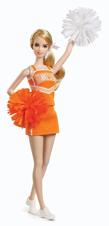 Barbie Coleção Bonecas do Mundo - Coleção Homenagens - Universidade do Tennessee  Barbie para Colecionadores!