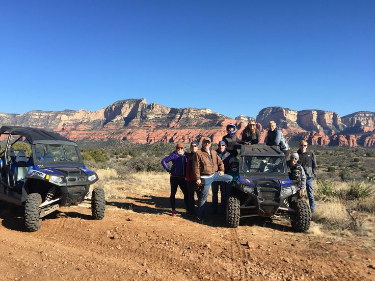 4 wheelin in sedona arizona atv monster trucks atv fun