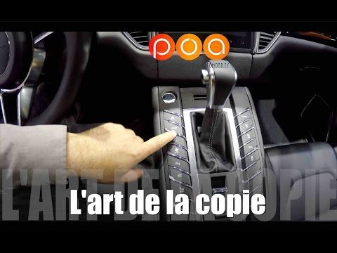 L'art de la copie en automobile - (Salon de Shanghai 2017) - YouTube