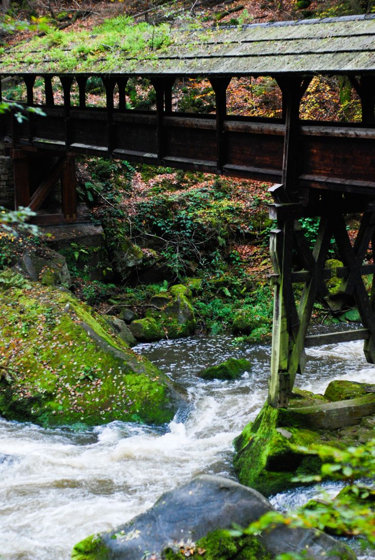 Waterfalls of Irrel - Sud Eifel