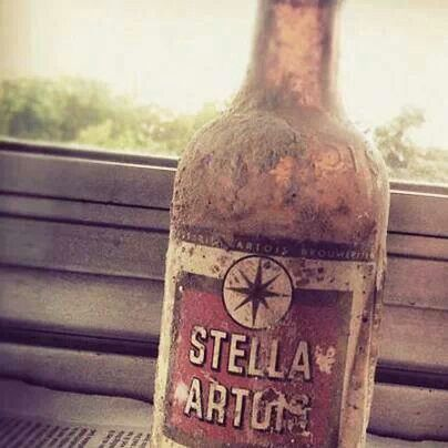 Vintage Stella Artois