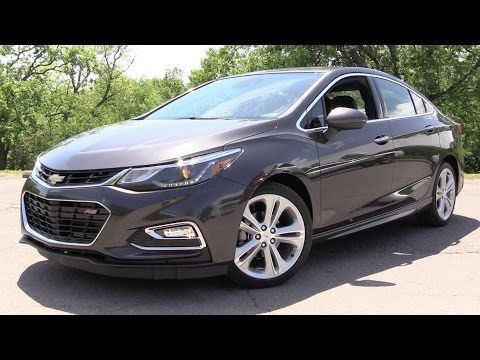 2016 Chevy Cruze Premier RS Start Up, Full Tour and Review - YouTube