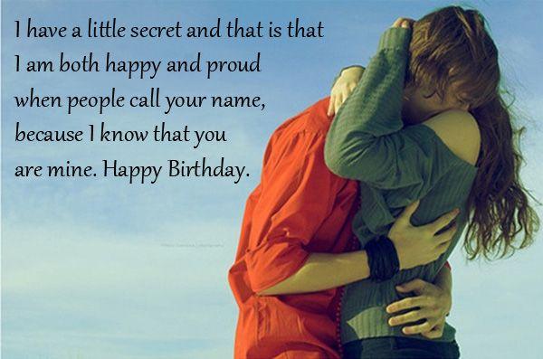 Boy Friend Birthday Messages