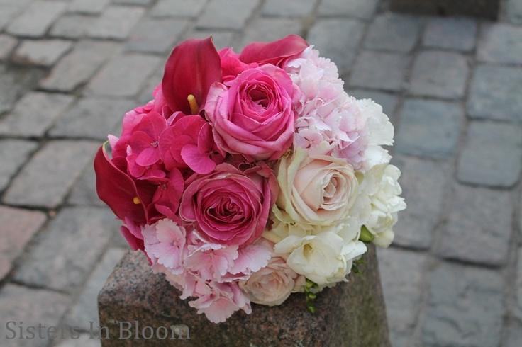 Flowers by Sisters In Bloom  www.sistersinbloom.fi