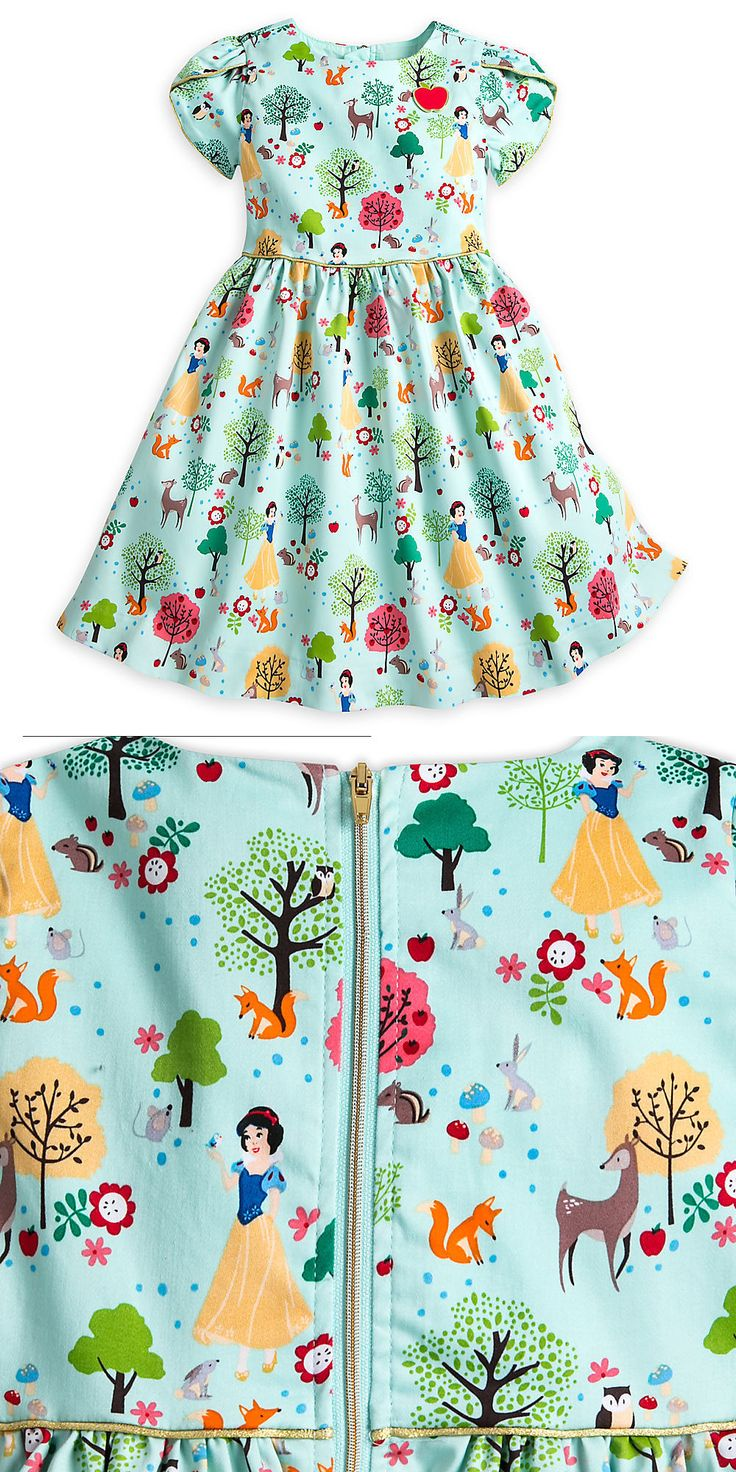 Dresses skirts clothes women disney store - Sleepwear 99735 Disney Store Snow White Fancy Dress For Girls Size 5 6