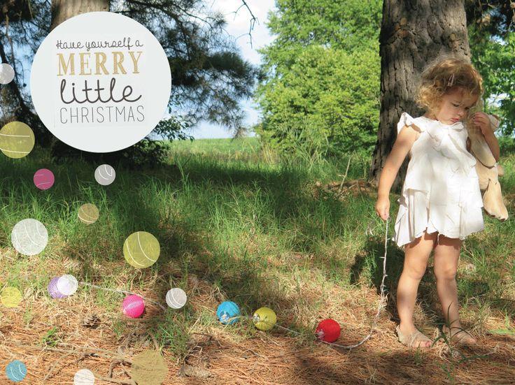 Merry Little Christmas from www.lunainviaggio.com