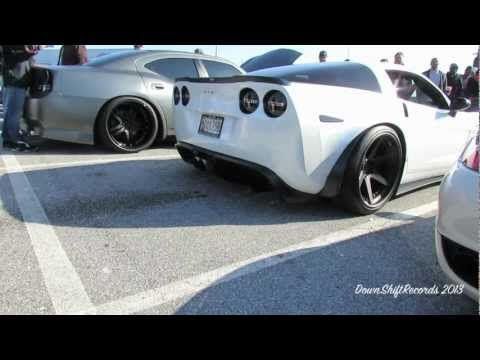 INSANELY LOUD Supercharged 800HP Zo6 Corvette! My future car.....maybe