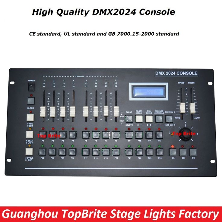 180.00$  Buy now - http://alipdq.worldwells.pw/go.php?t=32780706003 - 2017 New DMX 2024 Controller DMX 512 Stage Light Console DMX Lighting Controller LCD Display For LED Par Moving Head Beam Lights