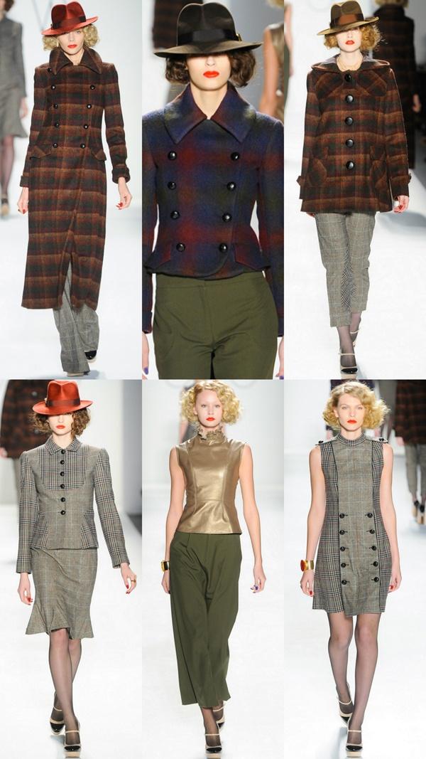 Ruffian Fall 2012. Fabulous coats!