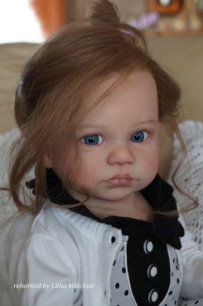 Ihre Wunschbabys Reborn Newborn Toddler Gabriela by Regina Swialkowski