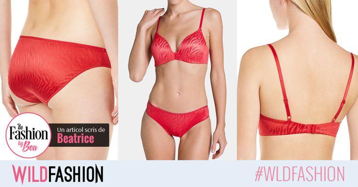 Rosu este culoarea pasiunii si trebuie purtata ca atare... Like & Share daca esti de acord!