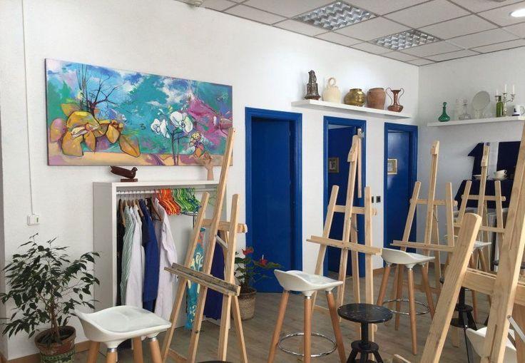 Clases de dibujo y pintura en Moratalaz, Madrid: la pintura al óleo