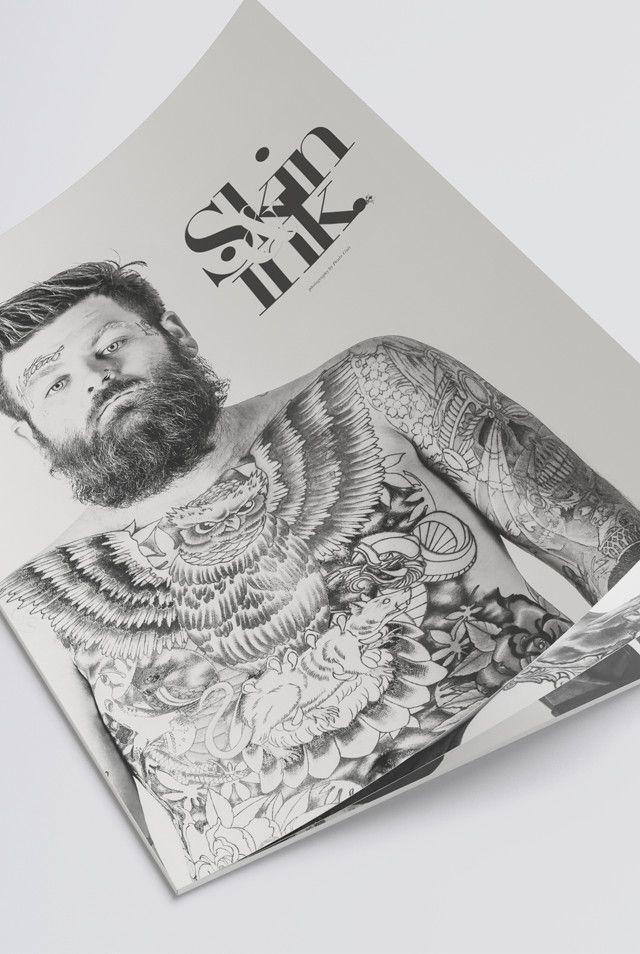 Skin & Ink by BlueMelon Design