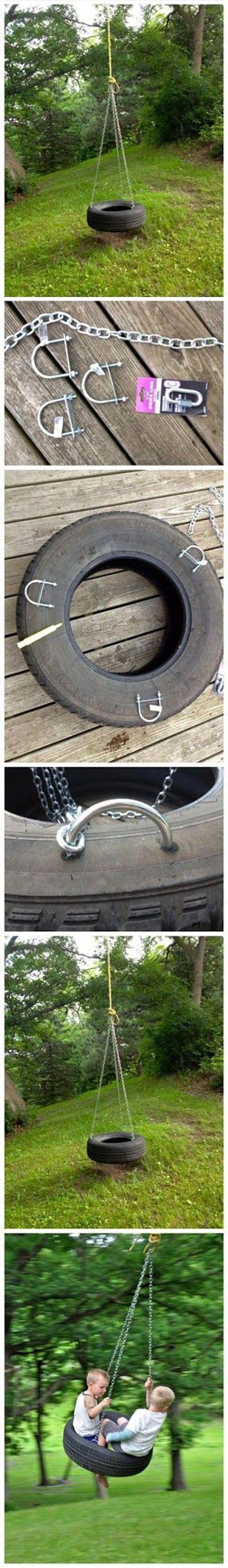 Easy Swing DIY