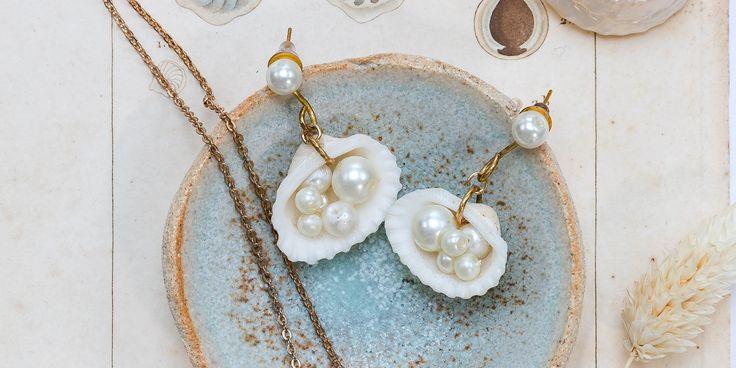 Fabriquer des bijoux avec des coquillages