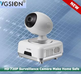 HD 720P Surveillance Camera Make Home Safe http://minivideocam.com/wireless-camera-system-and-safety/