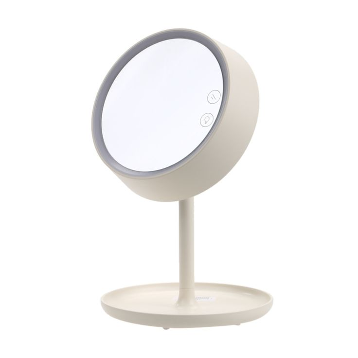 29.82$  Watch here - http://alidkw.shopchina.info/go.php?t=32728416577 - Cosmetic Mirror Stool Bedroom Furniture Dressing Gift USB Charging Makeup Mirror with Light Table Stand Mirror  #aliexpressideas