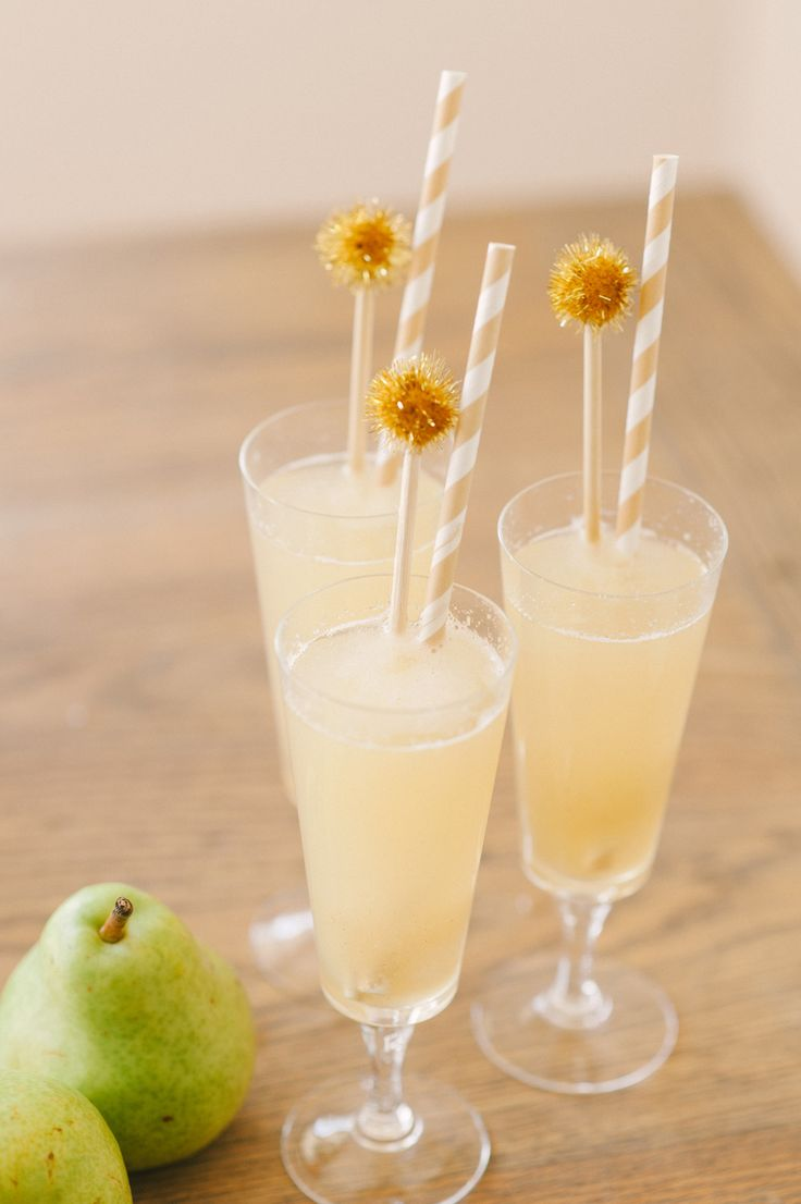 party cocktails.