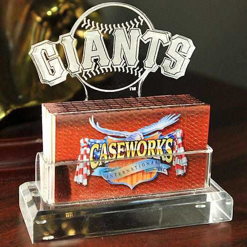 69 best sf giants images on pinterest san francisco giants caseworks san francisco giants team logo business card holder mlb shop colourmoves Choice Image