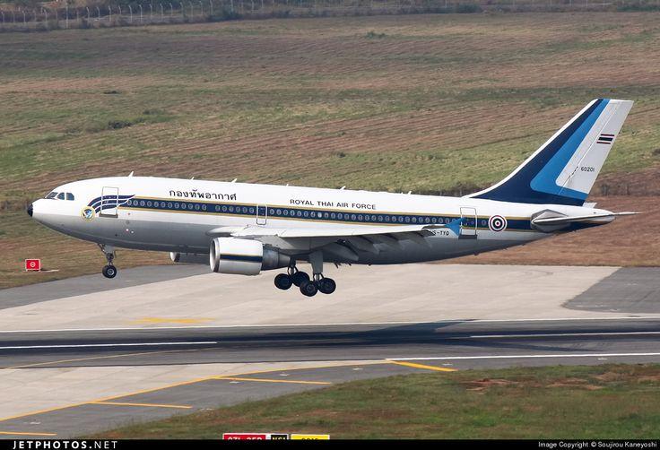 Royal Thai Air Force Government Flight Division Airbus A310-324