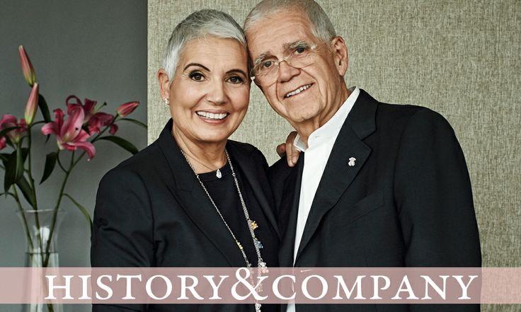 History & Company Cover