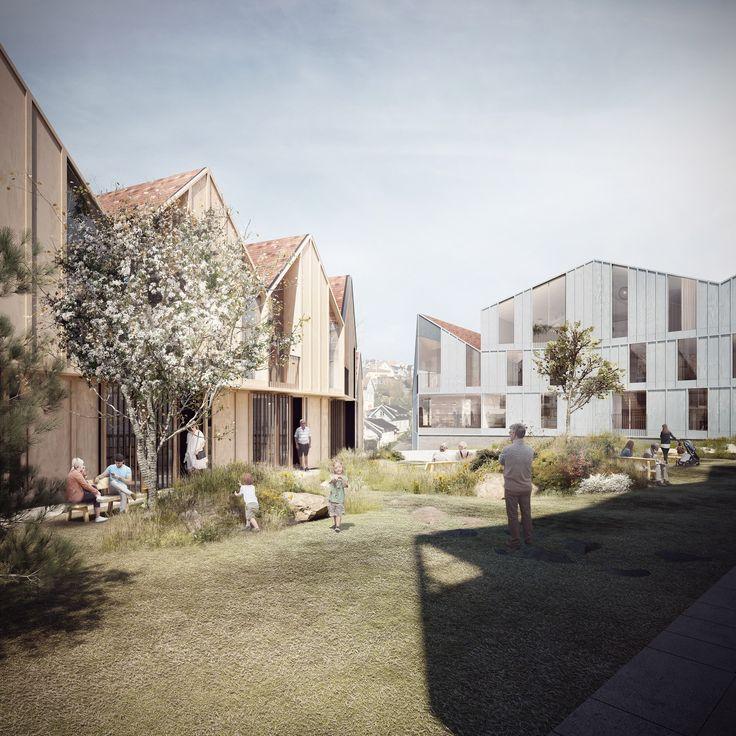 Haptic Norwegian Housing