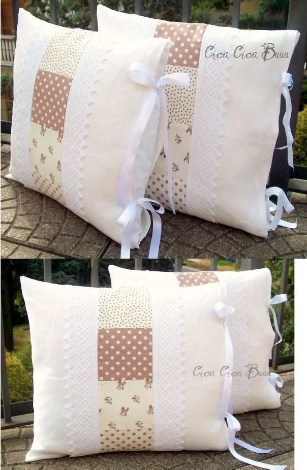 Tutorial Cuscino Shabby