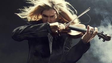 Violinista David Garrett estrella