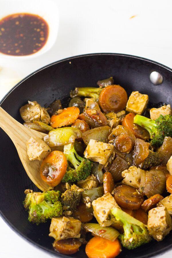 ... about Tofu Stir Fry on Pinterest   Tofu, Stir Fry and Tofu Recipes
