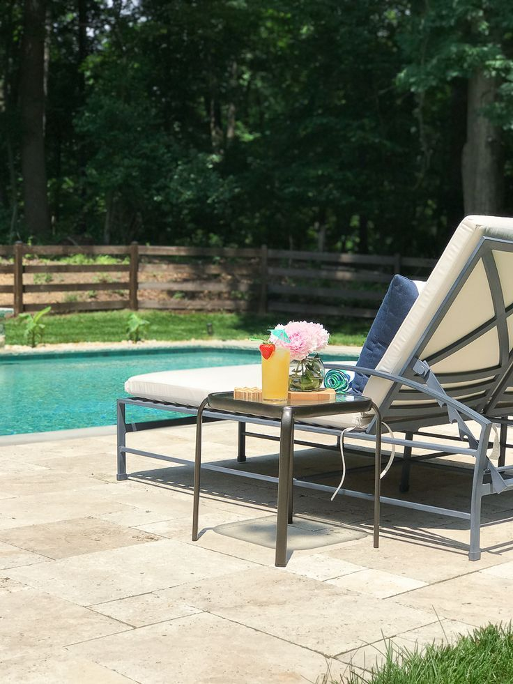 summer outdoor living tour the greenspring home blog pinterest rh pinterest com