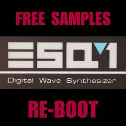Free Download Ensoniq ESQ-1 Samples | howtoprogramdrums.com