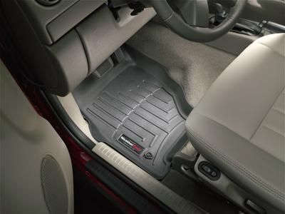 2006 Jeep Liberty | WeatherTech FloorLiner - car floor mats liner, floor tray protects and lines the floor of truck and SUV carpeting from m...