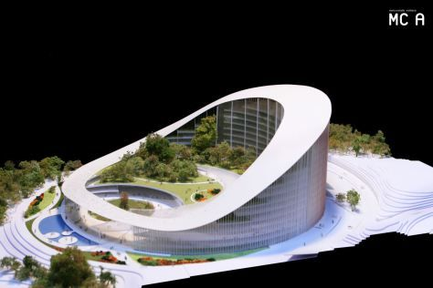 University Hospital Center Alger                                                                                                                                                      Más