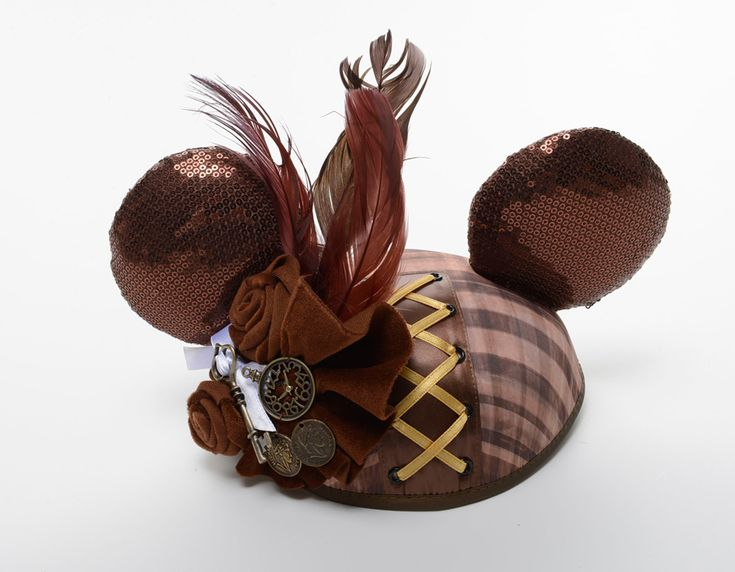 LOVE LOVE LOVE Limited Release Disney Couture Ear Hats Kick off the 'Year of the Ear' at Disney Parks